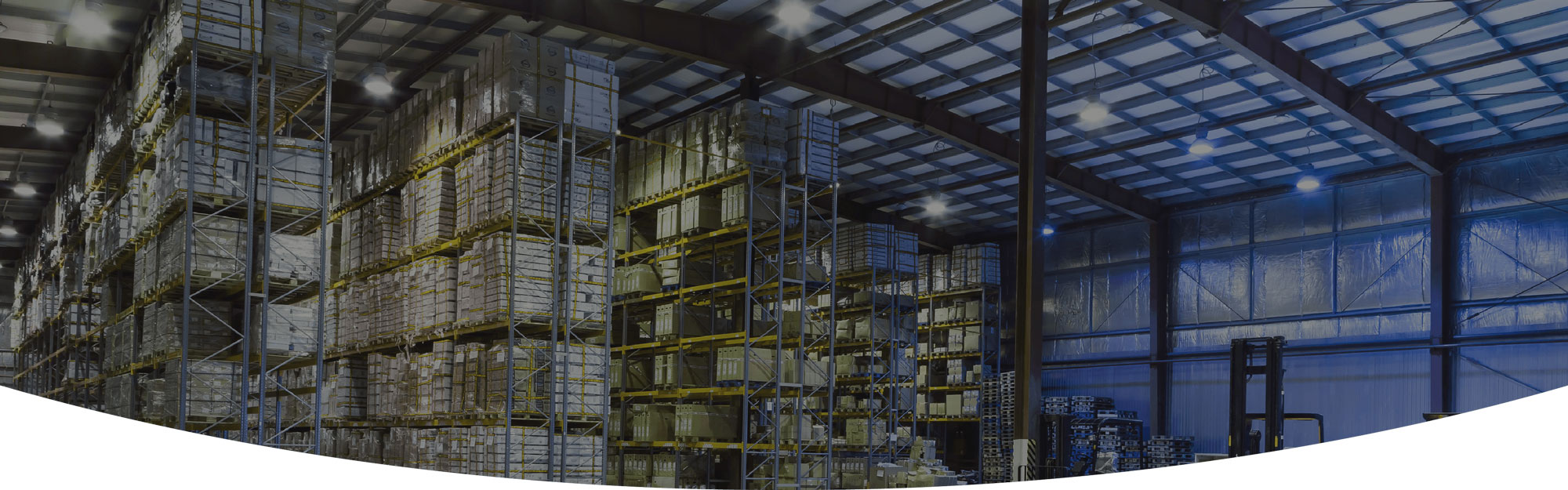 Commercial warehouse on Wrexham industrial estate